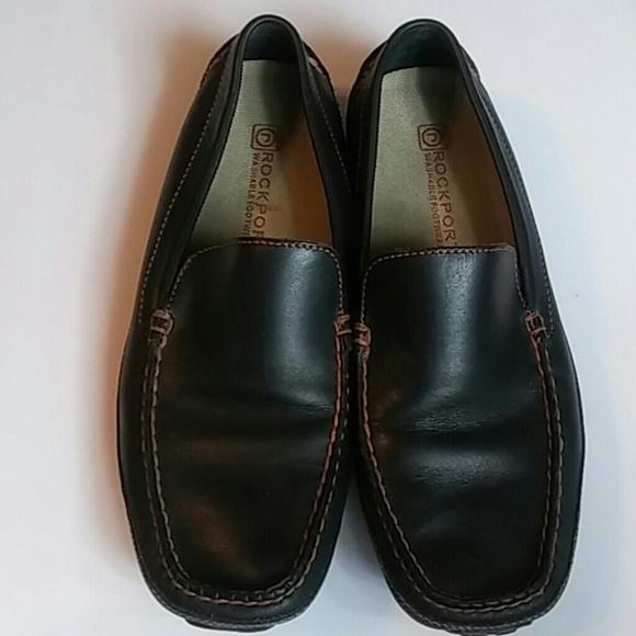 Rockport Other - Rockport loafers sz 9.5 M navy blue